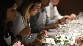 Foto de Martin Berasategui marida sus recetas con Cava en el Basque Culinary Center
