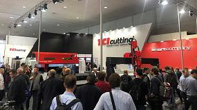 Foto de TCI Cutting exhibe en EuroBLECH su 'know-how' en Industria 4.0