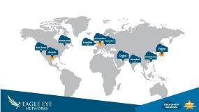 Foto de Eagle Eye Networks completa un Proyecto de Globalización de 18 meses con el objetivo de cubrir las necesidades de sus clientes internacionales