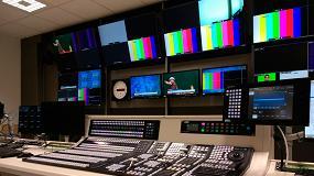 Foto de Sony equipa a EiTB con Cámaras y Mezcladores de vídeo de última generación en Alta Definición