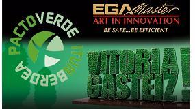 Foto de EGA Master gana el IV Premio Pacto Verde del Ayuntamiento de Vitoria