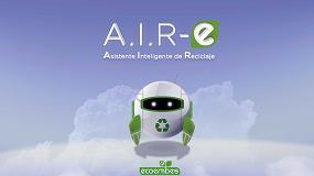 Foto de Ecoembes lanza A.I.R-E, el primer asistente virtual de reciclaje