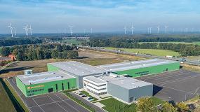 Foto de Inauguración oficial de la fábrica de pulverizadores Amazone en Bramsche