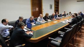 Foto de La Organización Interprofesional del Vino de España presenta ante la nueva Extensión de Norma