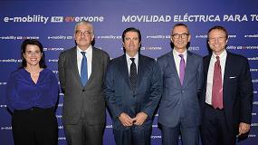 Foto de Endesa instalará en los próximos cinco años 8.500 puntos de recarga públicos para vehículos eléctricos
