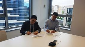 Foto de La Fundación Laboral de la Construcción y Hilti Española firman un acuerdo de colaboración