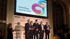 Foto de El proyecto Adhesites 4.0, premiado en los ChemPlast Awards 2018