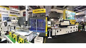 Foto de Inyectoras Borche de dos platos hasta 6.800 toneladas