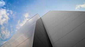 Foto de Isopan desarrolla Isoparete 600, para fachadas de aspecto minimalista