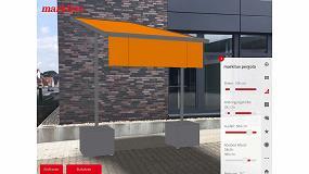 Foto de Markilux amplia la aplicación de toldos con una nueva función