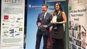 Foto de Convocatoria de la 8ª edición del Premio europeo a los productos fabricados con plástico reciclado