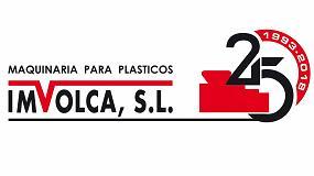 Foto de Imvolca, 25 años con el sector del plástico