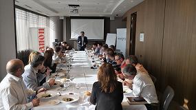 Foto de Aseigraf y Canon España organizan un almuerzo de trabajo con las empresas andaluzas