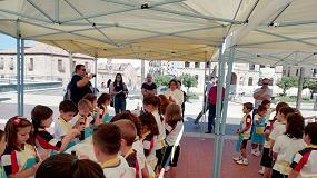 Foto de Pieralisi patrocina los desayunos saludables en Jaén