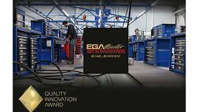 Foto de EGA Master, ganador nacional y finalista del premio 'Quality Innovation Award'