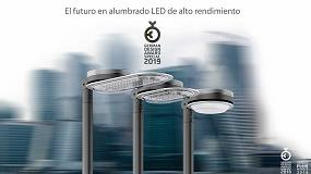 Foto de La luminaria Aire de ATP Iluminación recibe por segundo año consecutivo el 'German Design Award'