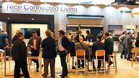 Foto de Nice presenta en Veteco Solar sus novedades de automatismos para un hogar conectado