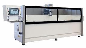 Foto de Daser presenta con éxito en Veteco los nuevos desarrollos en maquinaria para ventanas