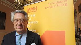 Foto de Javier Targhetta, consejero delegado de Atlantic Copper, nuevo comisario del MMH