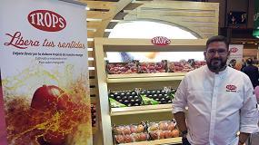 Foto de Trops celebró con el chef Dani García el récord de la campaña de mango en Fruit Attraction