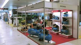 Foto de Imcoinsa acude a la Emaf con sus compresores de última generación