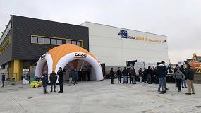Foto de Eurocalidad de Maquinaria celebra una jornada de puertas abiertas en sus instalaciones de Vicálvaro (Madrid)