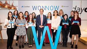 Foto de Reconocimiento a las mejores alumnas de carreras universitarias técnicas en España
