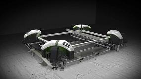 Foto de Emmegi, tecnología e innovación en fabricación de ventanas