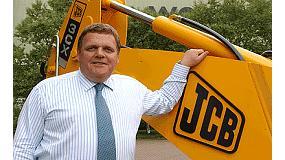 Fotografia de JCB nomena Mathew Taylor nou Cap Executiu d'Operacions