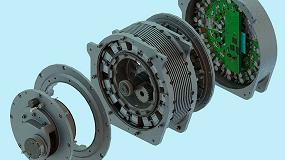 Foto de IK4-Tekniker presenta sus capacidades para el motor eléctrico en la feria Go Mobility