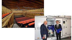Foto de Acústica óptima en el centro de cultura y congresos Carmen Würth Forum