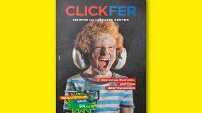 Foto de Clickfer presenta su nuevo folleto Especialistas 2018: 'Esto no es diversión. Esto es destrucción!'