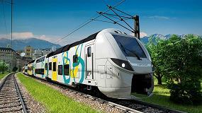 Foto de Bombardier suministrará a Francia 19 trenes de doble piso con propulsión española
