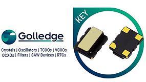 Foto de Nueva serie de TCXO de 32,768KHZ y bajo consumo de Golledge