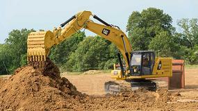 Foto de Caterpillar lanza sus excavadoras de nueva generación Cat 330 y 330 GC