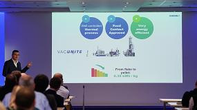 Foto de Erema presenta su innovación mundial Vacunite en la conferencia PETnology