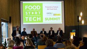 Foto de El I Food Start Tech Summit concluye que la sociedad debe conocer los beneficios de la tecnología