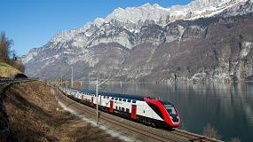 Foto de Bombardier obtiene licencia para que sus trenes de doble piso puedan operar en Suiza