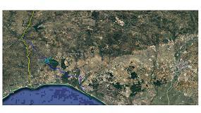 Foto de Desdoblamiento de los sifones 4 y 5 del Canal del Piedras en Cartaya, Huelva