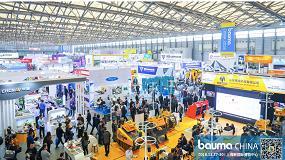 Foto de Bauma China se consolida como la feria asiática de referencia en el sector de maquinaria de construcción