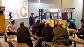 Foto de Demostraciones prácticas y formativas en el Taller TAC que se celebrará en C&R 2019