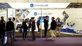 Foto de Gran éxito de Cerviglas en Veteco 2018