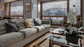 Foto de Griesser desarrolla sus persianas graduables para la integración en el hogar