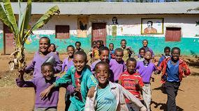 Foto de Mosca apoya un proyecto de escuela humanitaria en Etiopía