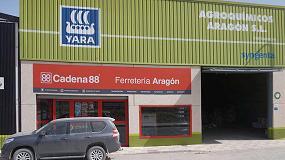 Foto de Cadena88 renueva la ferretería de Agroquímicos Aragón