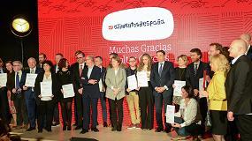 Foto de El MAPA entrega los Premios Alimentos de España