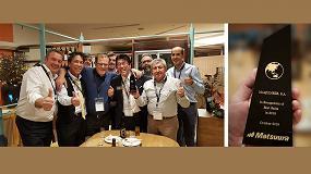 Foto de Maquinser, mejor distribuidor Matsuura 2018
