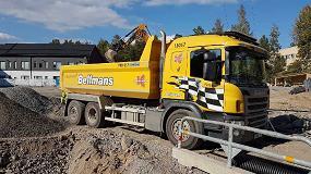 Foto de El auge de la construcción en Suecia impulsa el interés en los camiones equipados con cajas de cambios Allison
