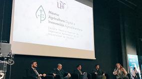 Foto de Arranca el Máster en Agricultura Digital e Innovación Agroalimentaria de la Universidad de Sevilla
