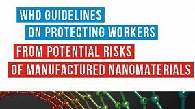 Foto de Guía de la OMS para la protección de los trabajadores frente a los riesgos potenciales de los nanomateriales manufacturados